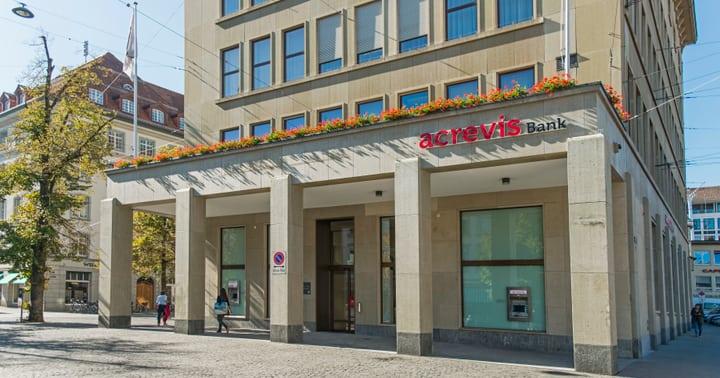 acrevis Bank St.Gallen