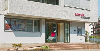acrevis Bank Lachen