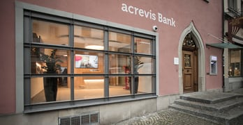 acrevis Bank Rapperswil
