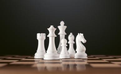 Anlagewelt Schachfiguren