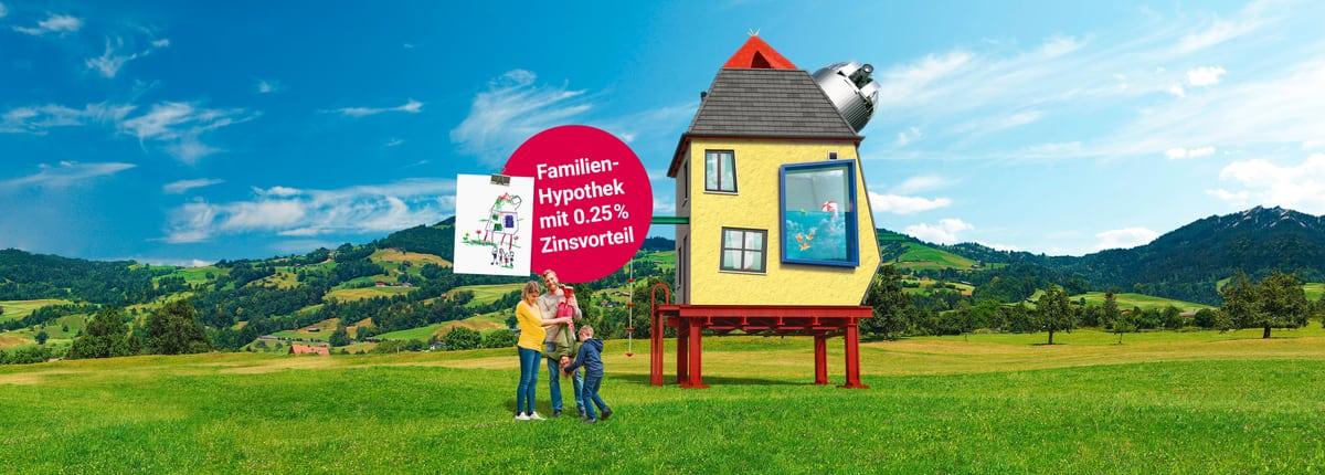 Familien-Hypothek