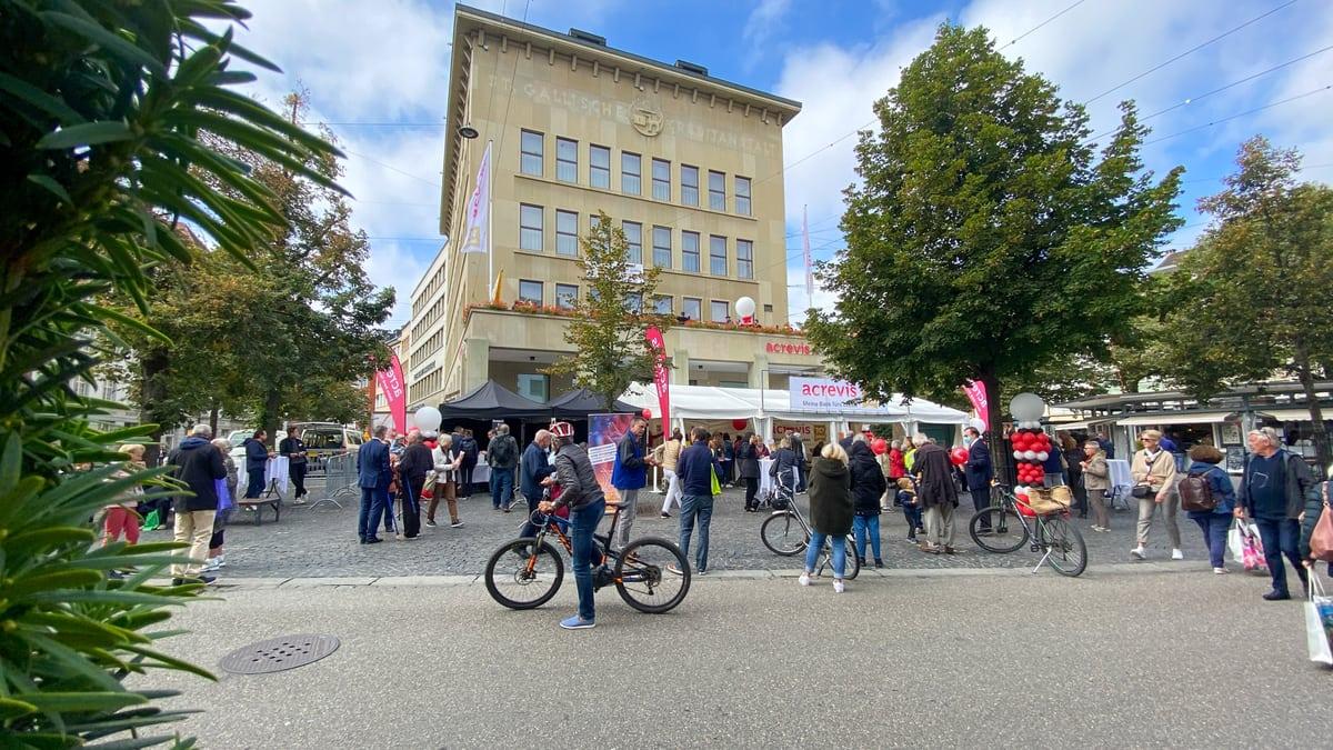Jubiläumsanlass St. Gallen